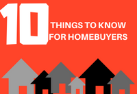 10 things to know for homebuyers chris the mortgage pro rancho cucamonga www.fireyourlandlord.info mortgage loan home loan credit score fha va homes for sale real estate
