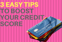 3 EASY TIPS TO BOOST YOUR CREDIT SCORE chris the mortgage pro rancho cucamonga www.fireyourlandlord.info mortgage loan home loan credit score fha va homes for sale real estate