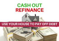 Cash Out Refi. Use your house to pay off debt?