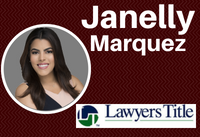 Janelly marquez lawyers title chris the mortgage pro rancho cucamonga www.fireyourlandlord.info mortgage loan home loan credit score fha va homes for sale real estate