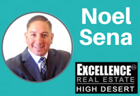 Noel Sena | Excellence Real Estate HD – The High Desert