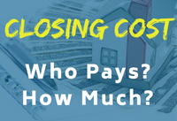 What Are The Closing Cost On My Mortgage Loan? | How much are the fees