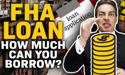How Much Loan & Home Do I Qualify For With An FHA Loan? (2018)