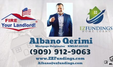 Albano Qerimi – Mortgage Originator