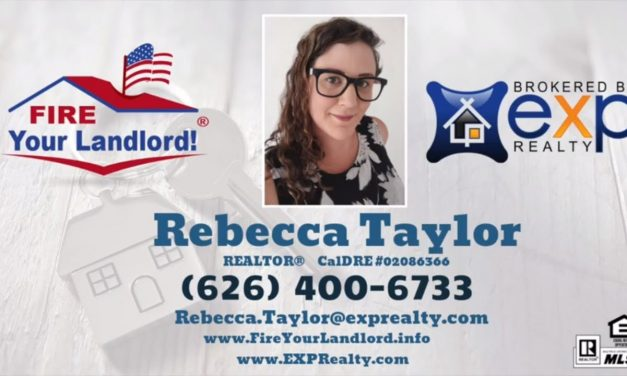 Rebecca Taylor – Realtor