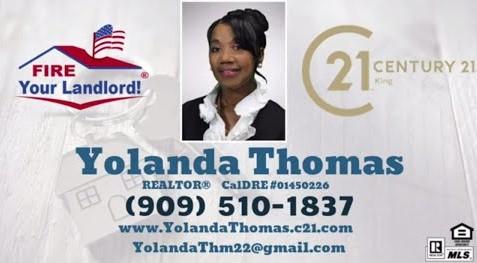 Yolanda Thomas – Realtor