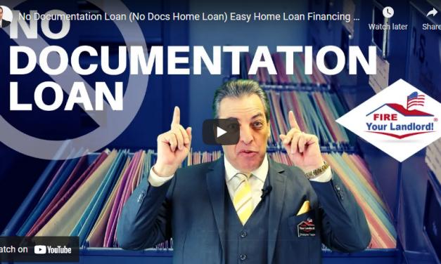 No Documentation Loans